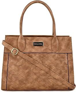 Bellissa Handbag for Women (Cream)