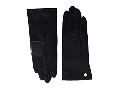 Echo Design Classic Touch Gloves Water Repellent (Black) Extreme Cold Weather Gloves