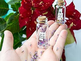 ''eres mi persona favorita'' -Mensaje en una botella. Miniaturas. Regalo personalizado. Divertida postal de amor.