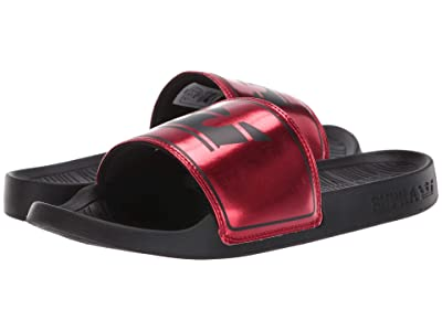 Supra Lockup (Red Metallic/Black) Men