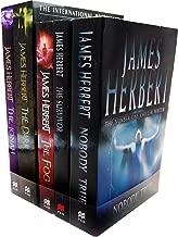 James Herbert 5 Books Collection Pack Set RRP: £36.95 (The Jonah, The Dark, The Fog, The Survivor, Nobody True)