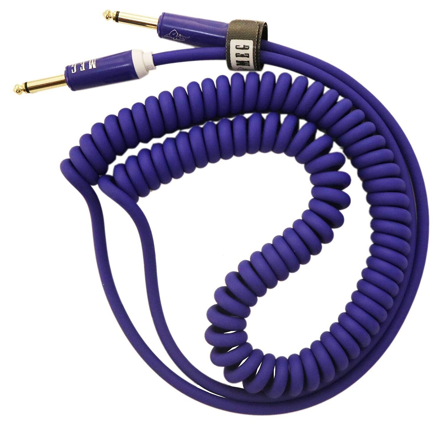 Houston Mall Coiled Guitar Cable Electric Curly Time sale Instrument Cable10ft