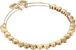 Alex and Ani - Heart Beaded Bangle Bracelet