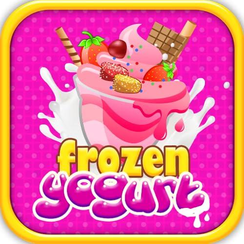 Frozen Yogurt maker - Froyo Maker Yogurt Games for Girls Free