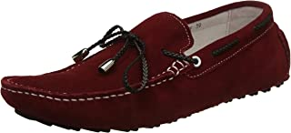 Woodland Men's Leather Boat Shoes
