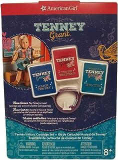 American Girl Tenney's Music Cartridge Set