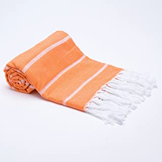 Capri Sport Towel (Orange)