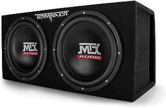 MTX Audio TNE212DV Dual 12