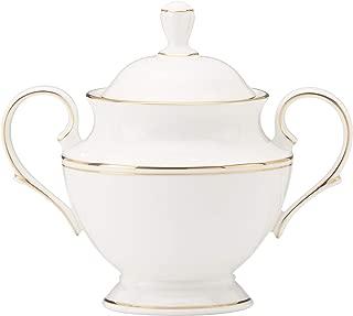 Lenox 100191062 Federal Gold Sugar Bowl