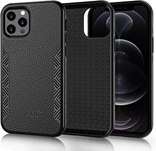 "FYY Case for iPhone 12 / iPhone 12 Pro 5G 6.1"", [Resist Harmful Organism] Rugged Dual Layer Protection Cover Heavy Duty Sh..."