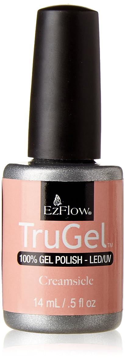 匿名基本的なひそかにEzFlow トゥルージェル カラージェル EZ-42450 クリームシルク 14ml