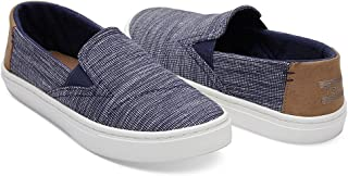 TOMS Luca Shaggy Suede Ankle-High Slip-On Shoes