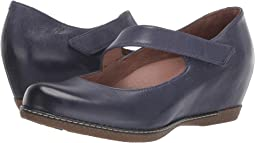Blue Burnished Nubuck