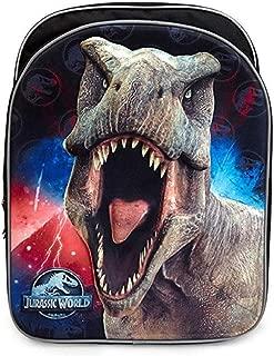 Jurassic World Backpack for Boys Kids ~ Deluxe 3D 16