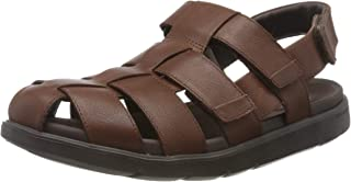 Clarks Men's Unwilmore Ray Closed Toe Sandals