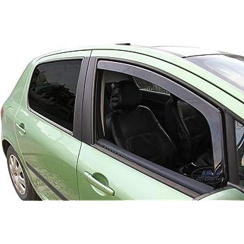 D/éflecteurs pour Peugeot 307 SW 5-Portes D 2001-2007 G Avant et Arriere 4 pcs