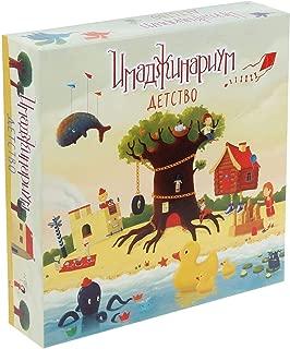 Russian Board Game Imaginarium Childhood Dixit