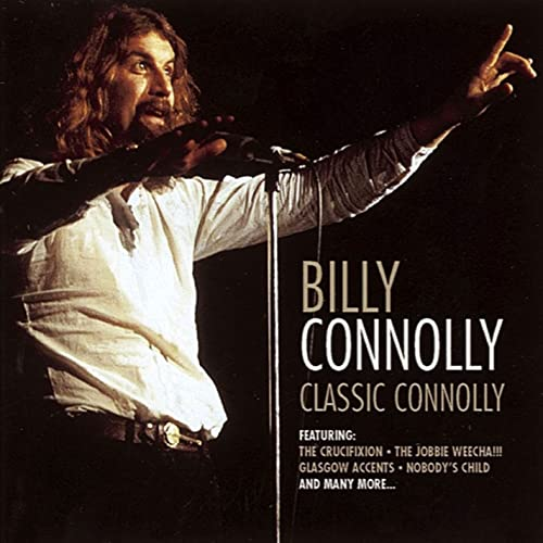 Billy Connolly - D.I.V.O.R.C.E.