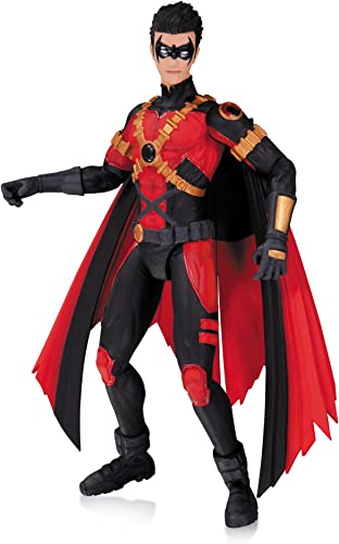DC Comics New 52 Teen Titans rot Robin Action Fig.