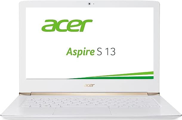 Acer Aspire 13 S5-371-72W0 33 8cm 13 3 Zoll Full HD IPS Laptop Intel Core i7-6500U 8GB RAM 256GB SSD Intel HD Graphics 520 Win 10 Home wei Schätzpreis : 400,00 €