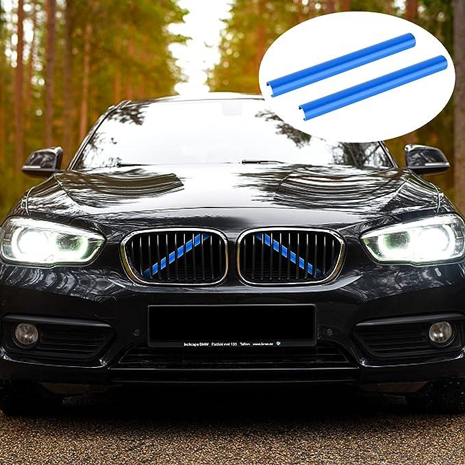 17 opinioni per Merisny Inserti Griglia Anteriore Compatibile per BMW Accessori, Griglia in