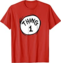 thing 1 and thing 2 tee shirts
