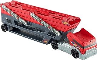 Hot Wheels Megacamión, Camión Transportador de Coches de