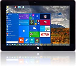 "10"" Fusion5 Ultra Slim Windows Tablet PC- (Full Size USB 3.0, Intel Quad-core, 5MP.."