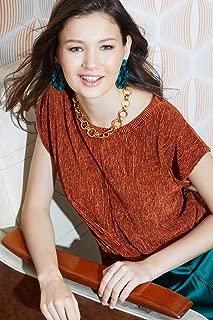 Valleygirl Mariana Short Sleeve TOP (324157)