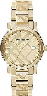 Unisex Swiss Gold Ion-Plated Stainless Steel Bracelet Watch 38mm BU9038