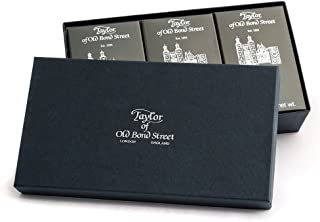 Taylor of Old Bond Street Eton College 3 Pack of 200g Bath Soap