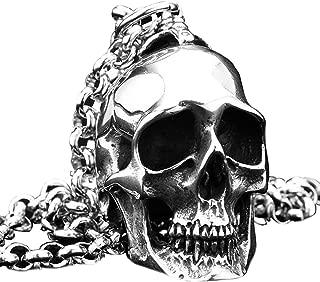 mens biker necklaces