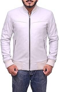 ryan gosling white leather jacket crazy stupid love
