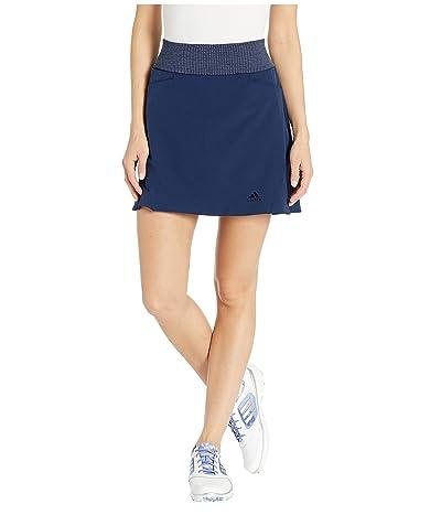 adidas Golf Rangewear 16 Skort (Night Indigo) Women