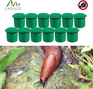 Falle für Schnecken Bio Catch Schneckenfalle giftfrei und umweltfreundlich