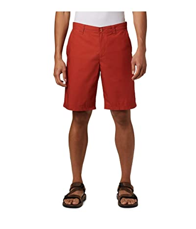 Columbia Washed Out Short (Carnelian Red) Men