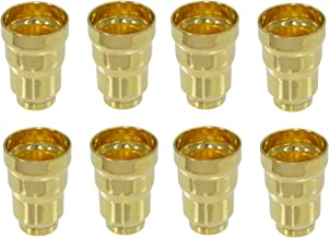 FUEL INJECTOR CUP/SLEEVE FULL SET OF 8 Fits 7.3L FORD POWERSTROKE