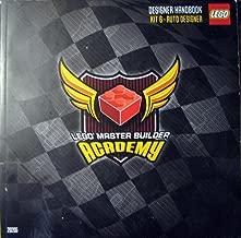 Lego Master Builder Academy Designer Handbook Kit 6 Auto Designer