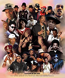 Legends of Hip-Hop (A Tribute to Rap Legends and Pioneers)