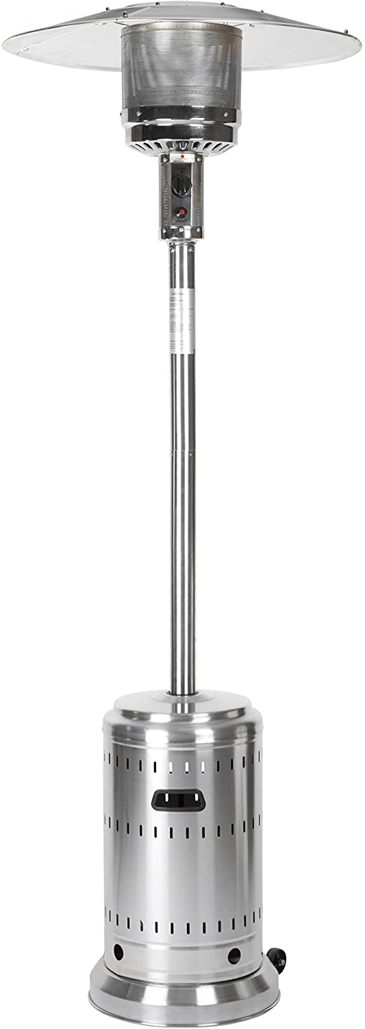Pleasantly Warm Patio Heaters & Covers! Up to 50% off at Woot!