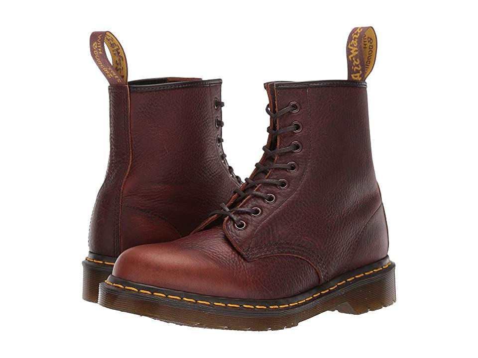 Dr. Martens 1460 Made In England (Dark Tan Abandon) Boots