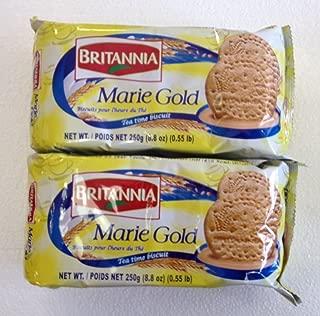 Britannia Marie Gold Tea Time Biscuits - 250g