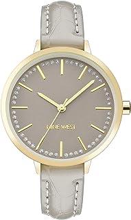 ساعة ناين ويست رسمية موديل (NW/2554GYGY)