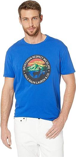 26/1 Jersey Short Sleeve Classic T-Shirt