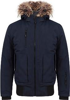 Tokyo Laundry Men's Kennett Hooded Parka Jacket
