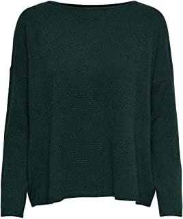 Only Onlbrenda L/S Pullover Knt Noos suéter para Mujer