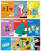 Faber Piano Adventures FunTime Piano Level 3A-3B Books Set (10 Books) - Favorites, Classics, Popular, Hits, Christmas, Hymns, Kids' Songs, Jazz&Blues, Rock'n Roll, Ragtime&Marches