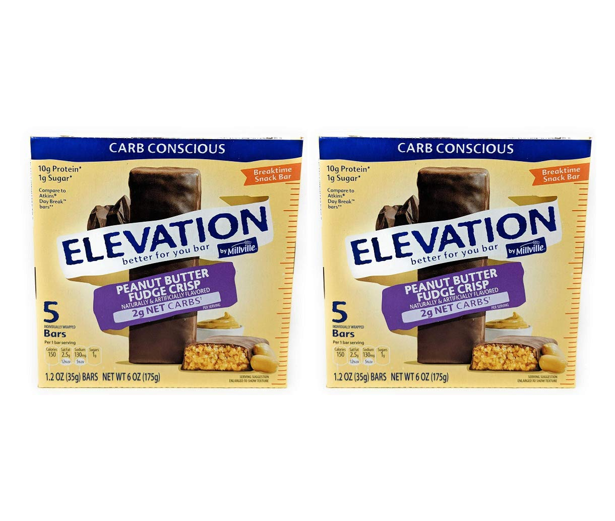 Millville Elevation Advanced New Large special price !! arrival Carb Conscious Peanu You Better for