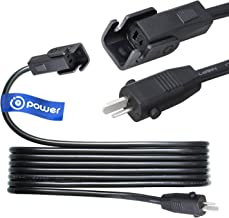 T POWER (6.8 feet long Extention Cord) Compatible with Limoss Okin IKOCO Pride Mobility Kaidi Motion Power Recliner Lift Chair Power Recliner Power Cable Cord
