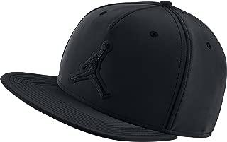 Jordan 5 Retri Snapback Hat Black/Black